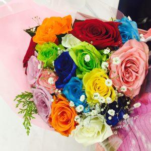 รูปดอกไม้จากไฟนอลไลฟ์ของมิวส์